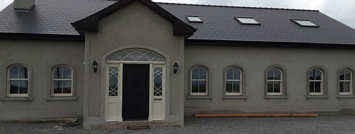 NEW BUILDS RENOVATIONS OR REPAIRS & Sean Barron uPVC | Windows u0026 Doors